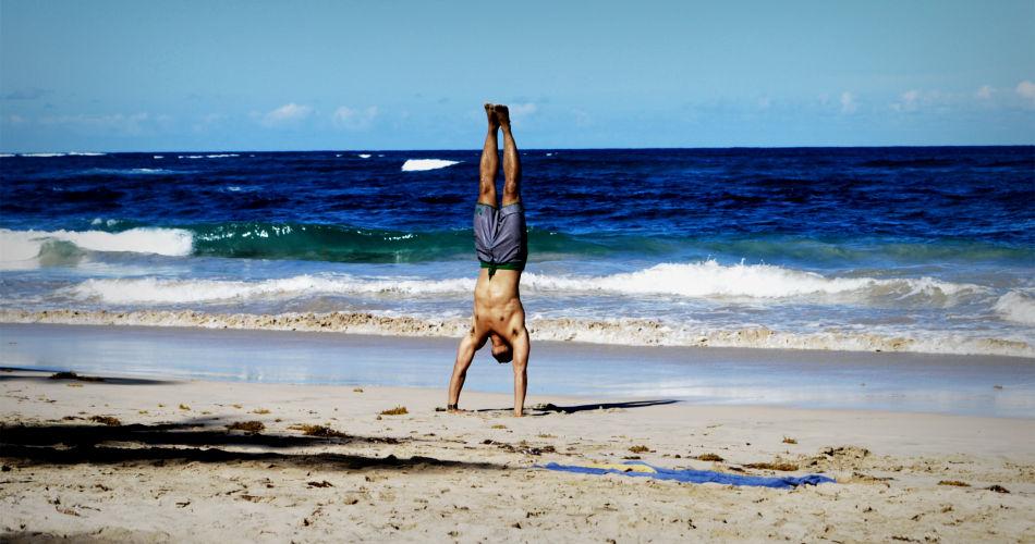 préparation physique pour kitesurf