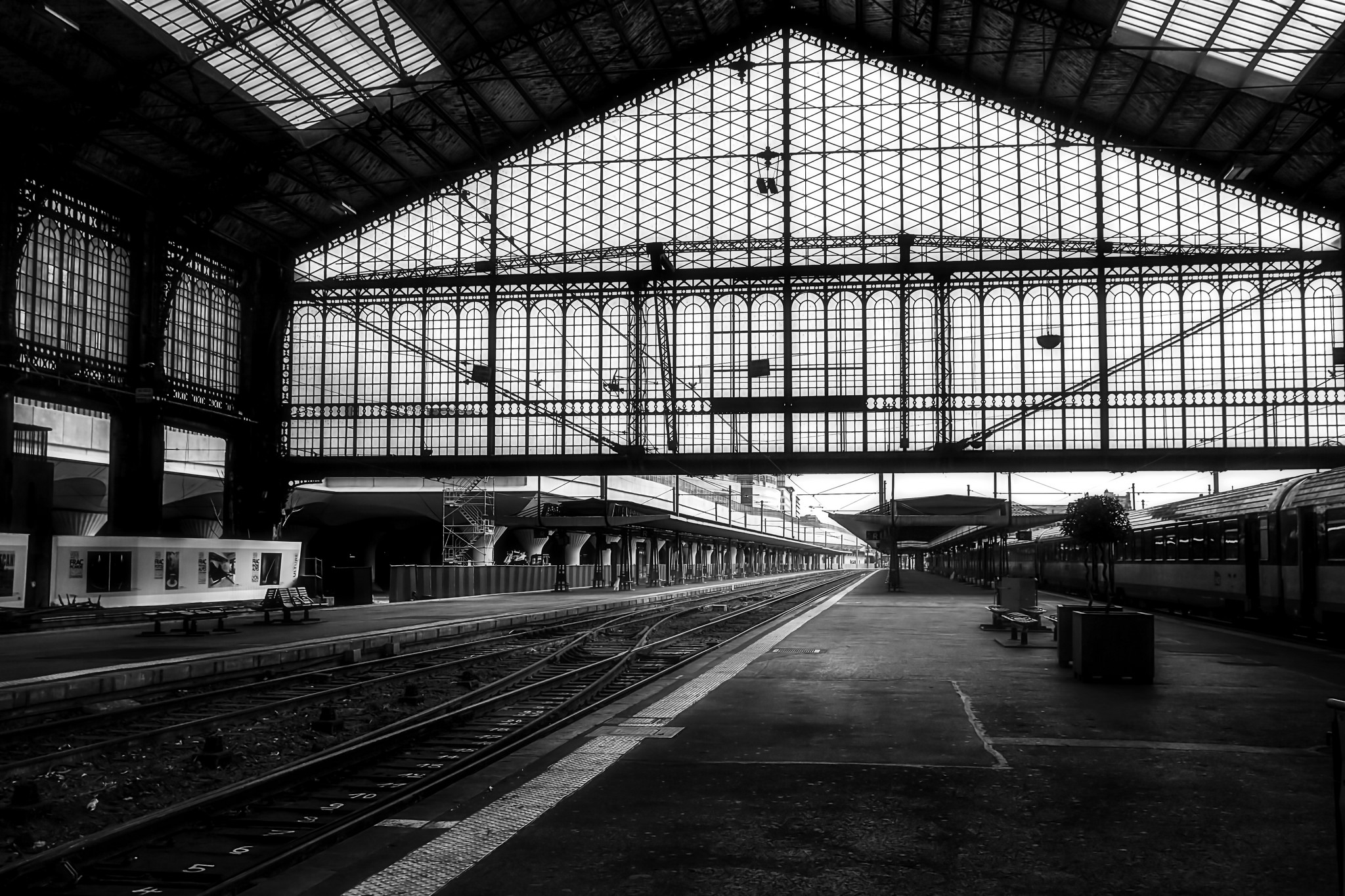 Paris austerlitz train station eelway blog for Train tours paris austerlitz