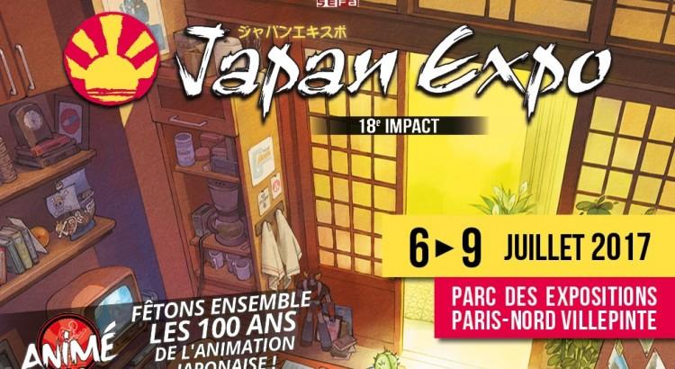 Paris japan expo 2017 guide pratique 18e impact consigne de bagages - Japan expo paris 2017 ...