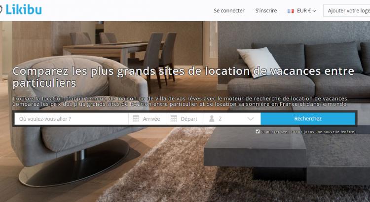 capture écran page accueil likibu 2017