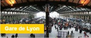 Consigne Bagages Gare de Lyon