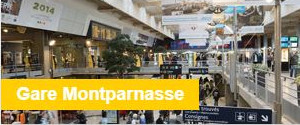 Consigne Bagages Gare Montparnasse