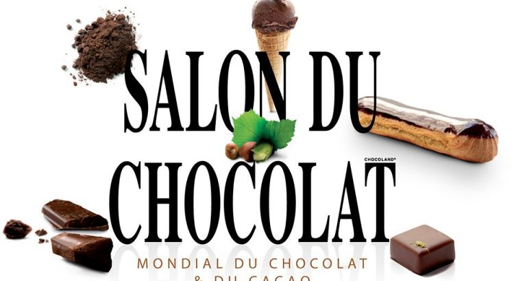 Ev nement salon du chocolat 2017 paris acc s et infos for Salon du chien 2017 paris