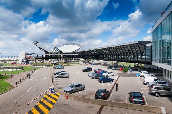 Consigne aéroport de Lyon Saint-Exupéry LYS