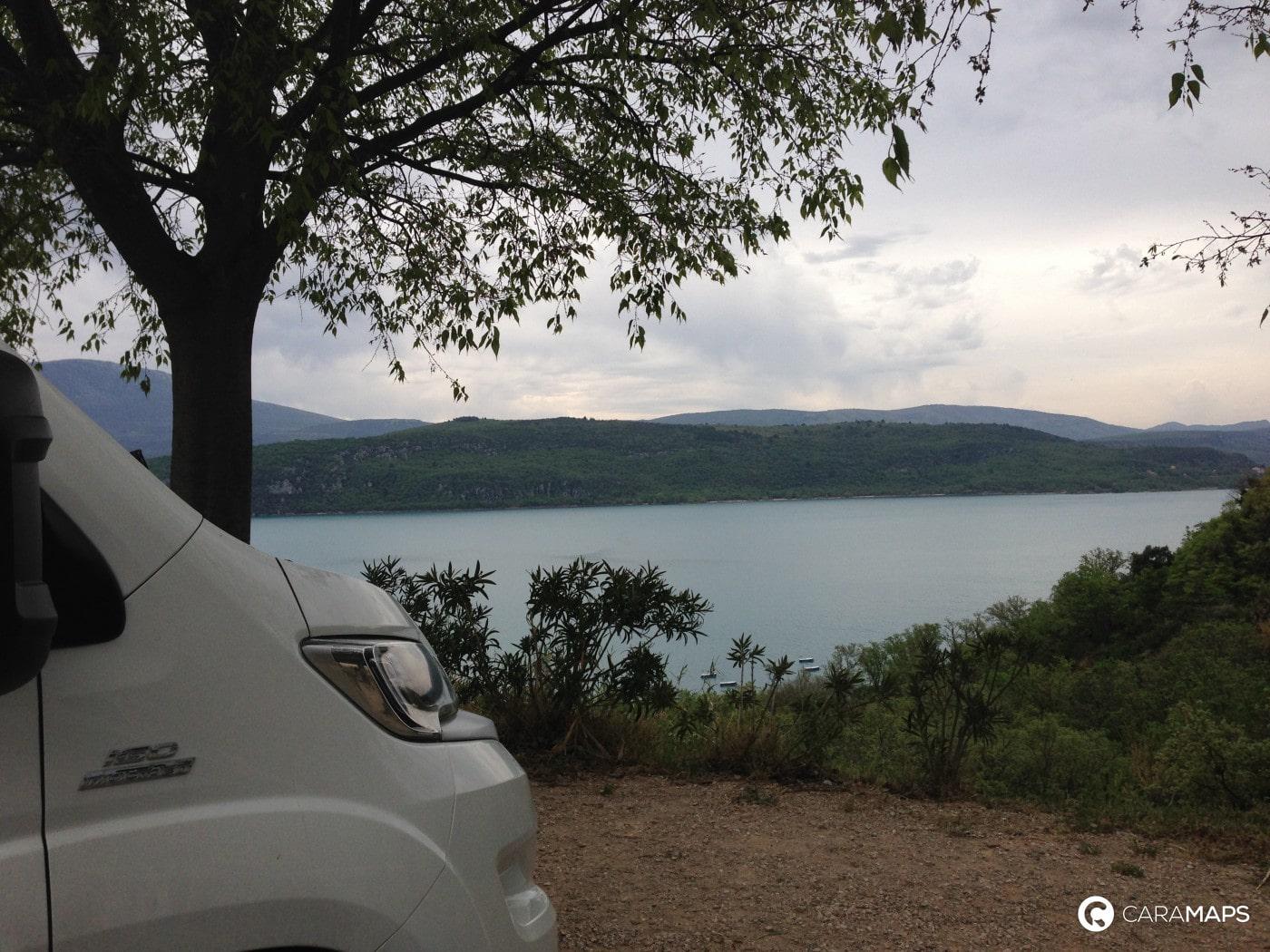 CaraMaps, l'application indispensable pour voyager en camping-car, caravane et van